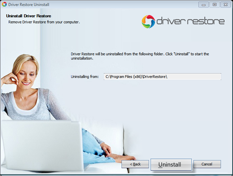 remove Driver Restore windows 10