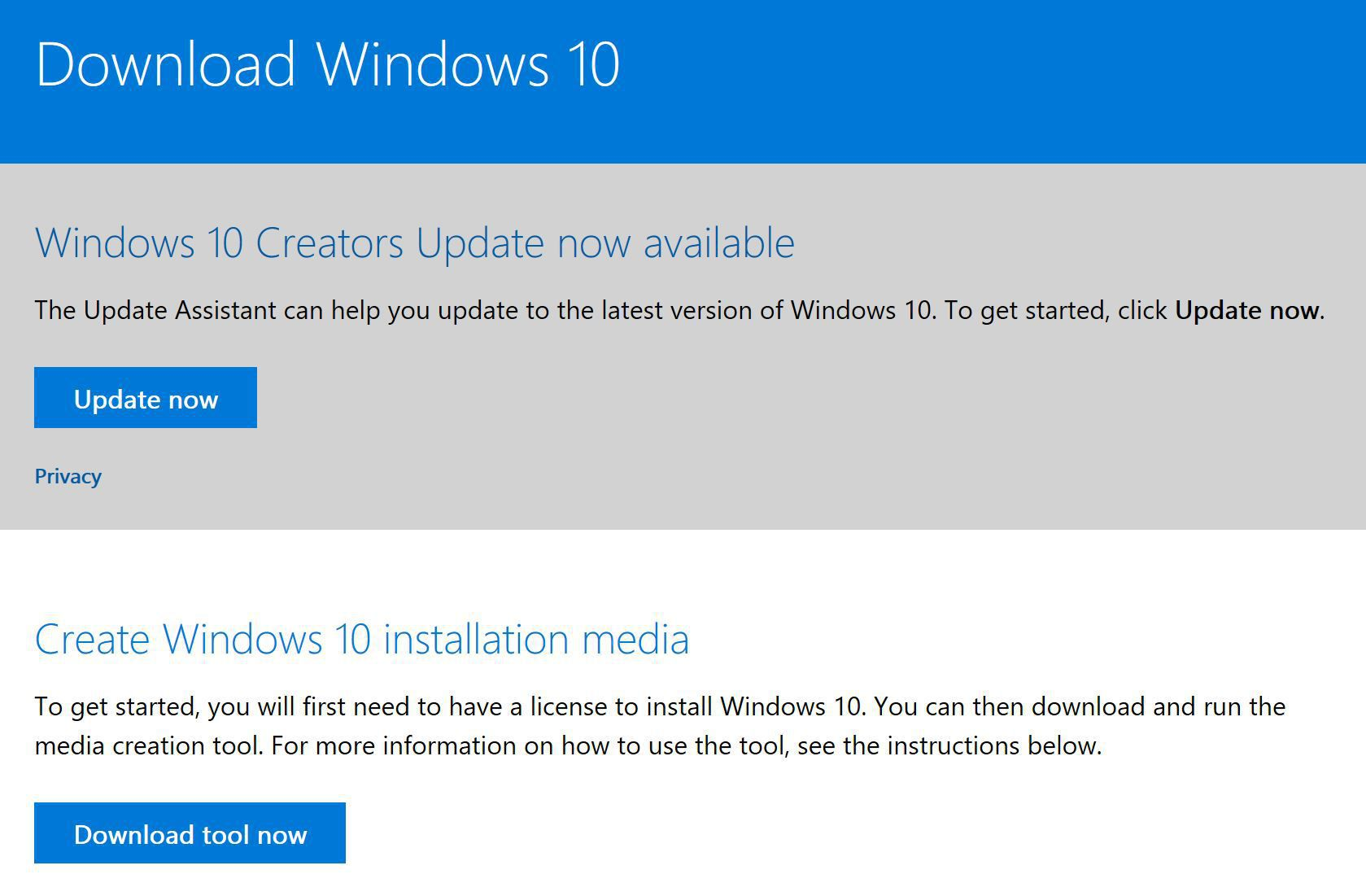 How To Get The Creators Update