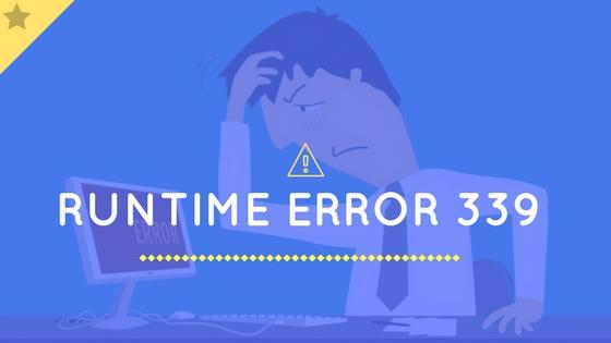 xbox image browser runtime error 339 windows 7