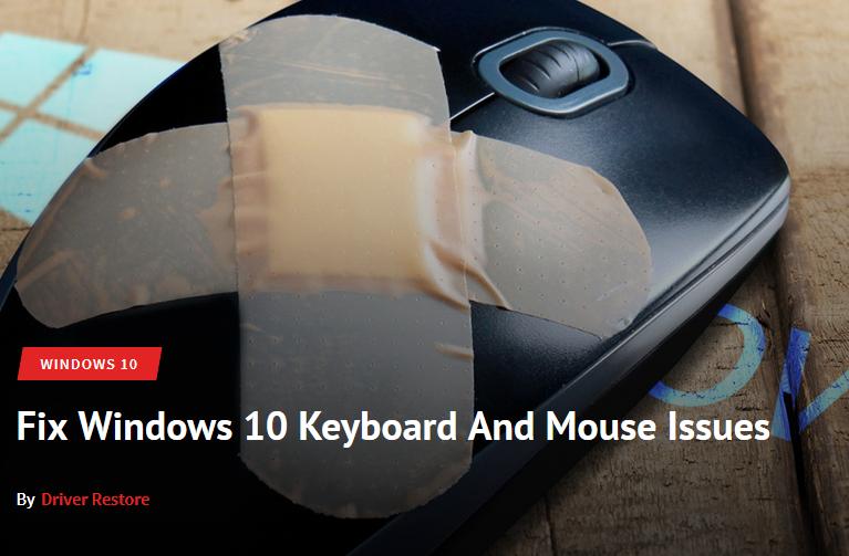 Скачать драйвер на мышку для виндовс 10 стабильные драйвера от.