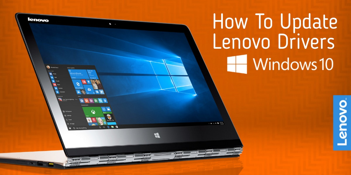 How To Download Update Lenovo Drivers For Windows 10?