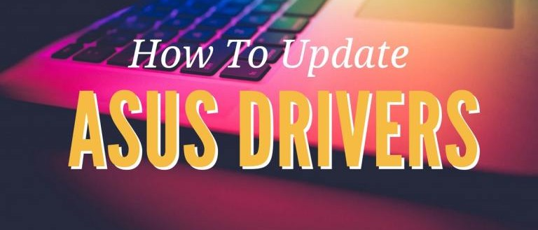 Update-ASUS-Drivers-For-Windows-10