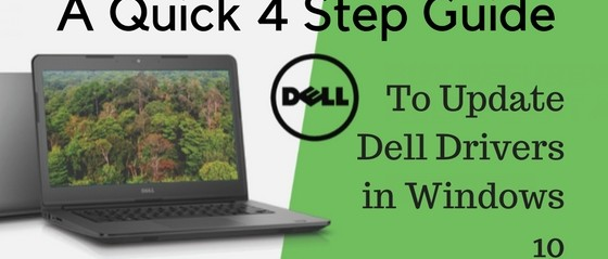 Guide-To-Update-Dell-Drivers-For-Windows-10