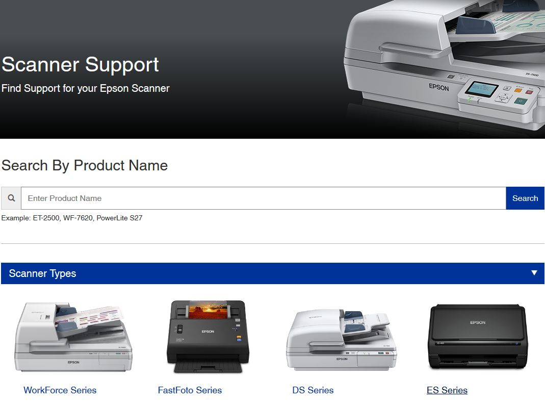 epson scan software windows 10